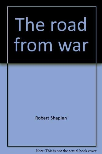 9780060901806: The road from war; Vietnam 1965-1971 (Harper colophon books, CN 180)
