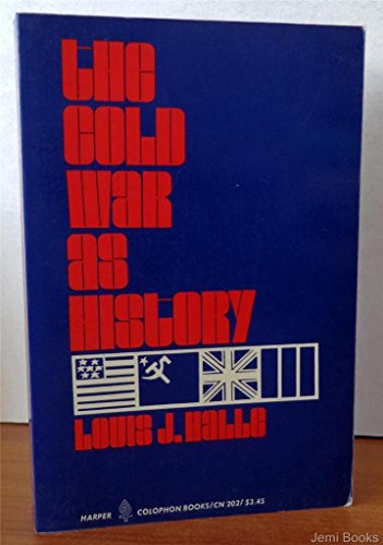 9780060902025: The cold war as history,