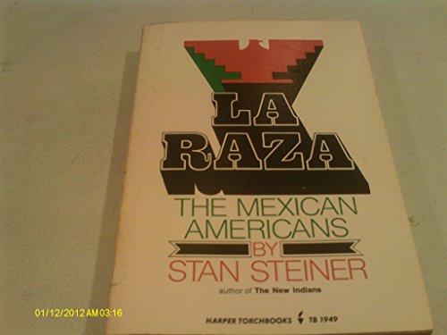 9780060902032: La/Raza the Mexican-Americans