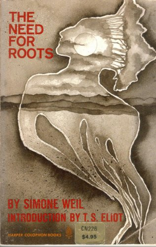 9780060902261: Title: Need for Roots