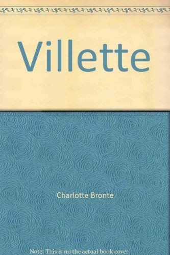 9780060902667: Villette