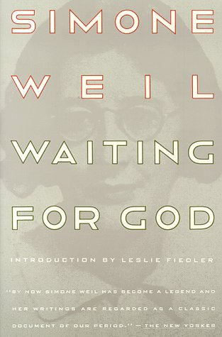 9780060902957: Waiting For God Reissue