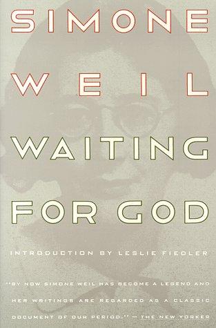 9780060902957: Waiting For God Reissue