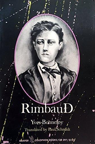 Rimbaud (Colophon Books) (0060902973) by Bonnefoy, Yves