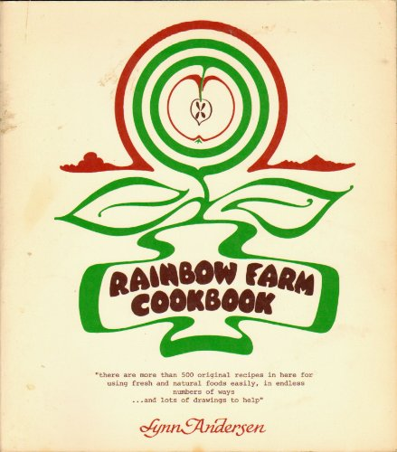 Rainbow Farm cookbook (Harper colophon books): Andersen, Lynn