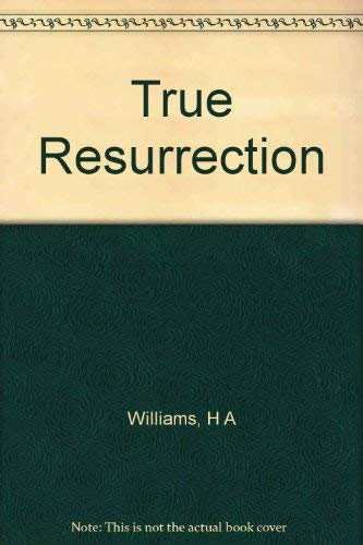 9780060903329: True Resurrection