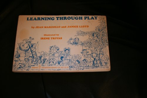 Learning Through Play: Marzollo, Jean