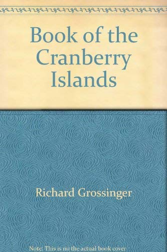 9780060903732: Book of the Cranberry Islands