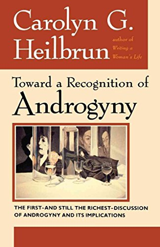 9780060903787: Toward a Recognition of Androgyny