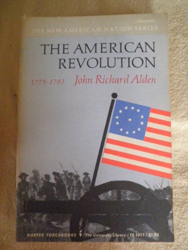 9780060904784: The American Revolution 1775-1783