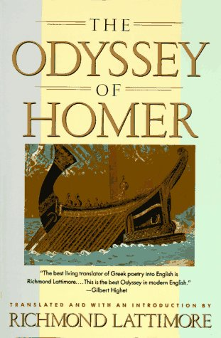 9780060904791: The Odyssey of Homer