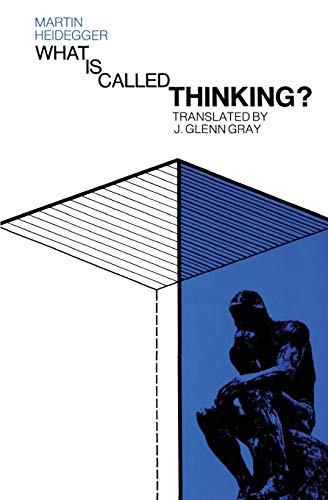 9780060905286: What Is Called Thinking? (Harper Perennial Modern Thought)