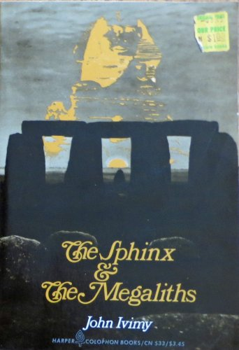 9780060905330: The Sphinx & the Megaliths.