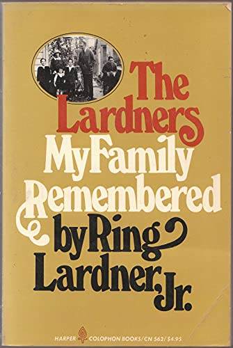 9780060905620: The Lardners: My family remembered