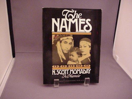 9780060905828: The Names a Memoir