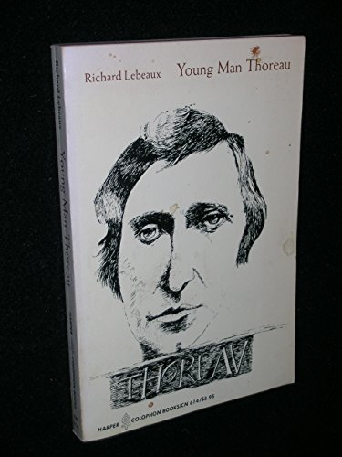 9780060906146: Young Man Thoreau