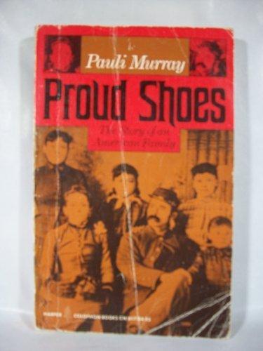 9780060906177: Proud Shoes