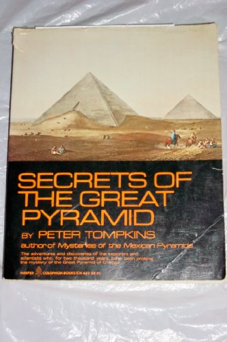 9780060906313: Secrets of the Great Pyramid