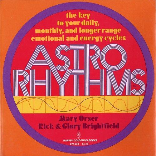 9780060906320: Astro Rhythms (Harper Colophon Books; CN 632)