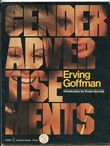 9780060906337: Gender Advertisements