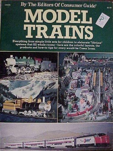 9780060906405: Model Trains