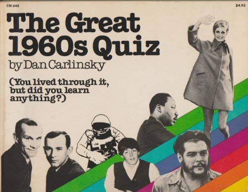 9780060906467: The great 1960s quiz