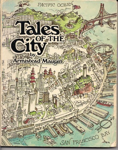 9780060906542: Tales of the city (Harper colophon books)