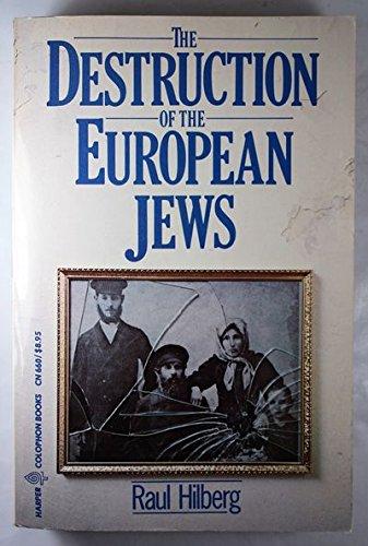 9780060906603: Destruction of the European Jews