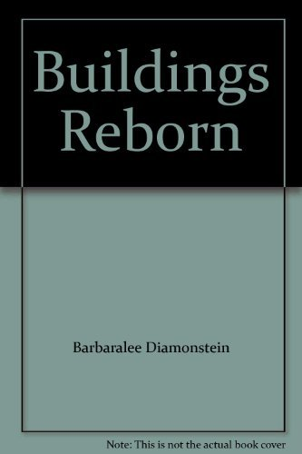 9780060906924: Buildings Reborn