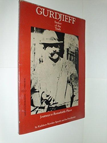 9780060906931: Gurdjieff, Seeker of the Truth
