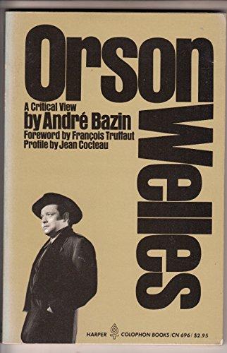 9780060906962: Orson Welles