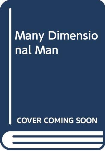 Many Dimensional Man (0060907258) by Ogilvy, James