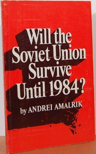9780060907327: Will the Soviet Union Survive Until 1984 (Harper Colophon Books)