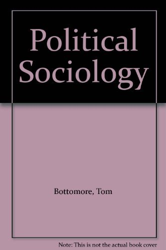 9780060907518: Political Sociology