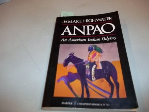 9780060907624: Anpao an American Indian Odyssey