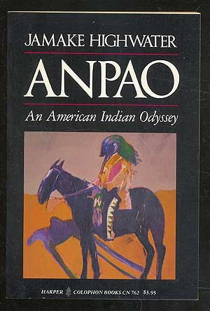 9780060907624: Anpao an American Indian Odyssey