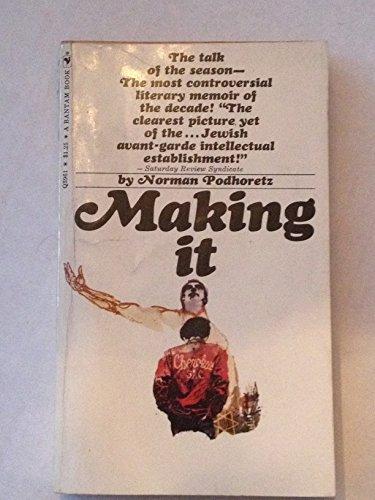 9780060907648: Making It