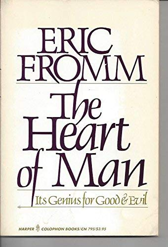 9780060907952: The Heart of Man