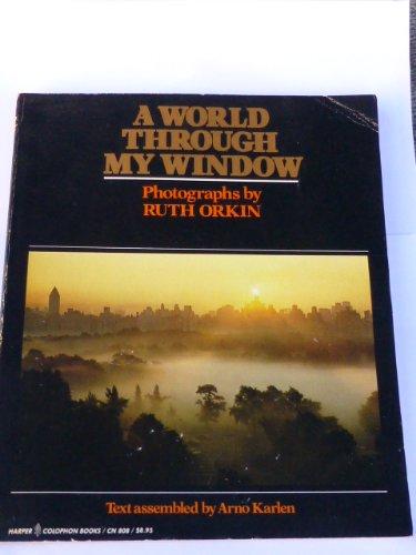 9780060908089: Title: A World Through My Window