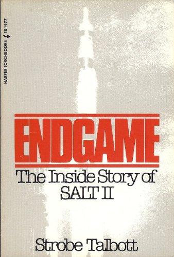 9780060908096: Endgame: The Inside Story of Salt II