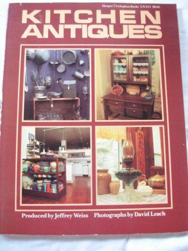 9780060908133: Kitchen antiques (Harper colophon books)