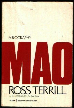 9780060908591: Mao: A Biography
