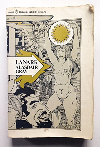 9780060908621: Lanark: A life in four books (Harper colophon book)