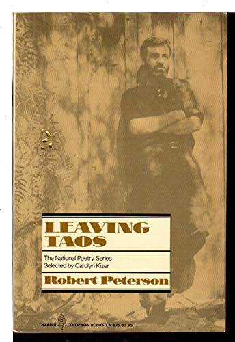 9780060908751: Leaving Taos (The National Poetry Series)