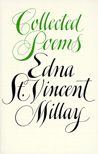 9780060908898: Collected Poems of Edna St. Vincent Millay
