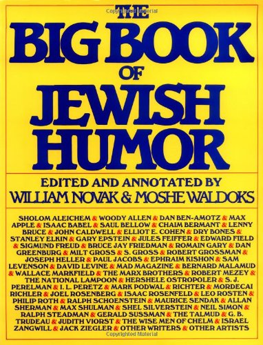 9780060909178: The Big Book of Jewish Humour