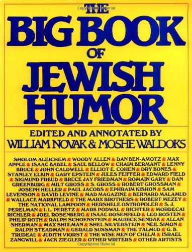 9780060909178: The Big Book of Jewish Humour