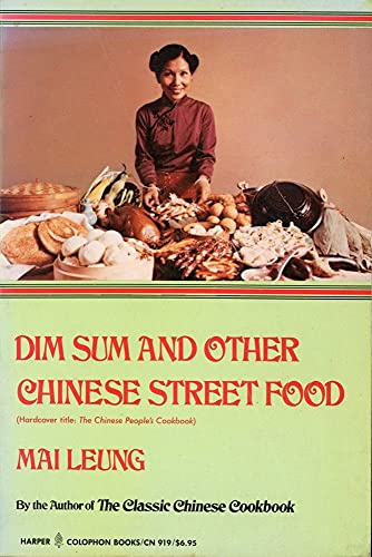 9780060909192: Dim Sum and Other Chinese Street Foods