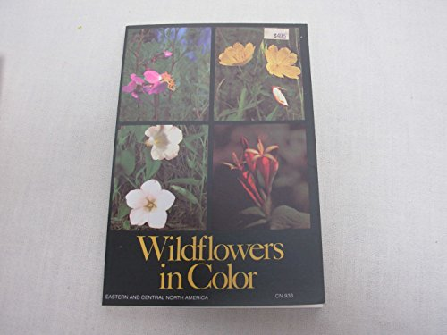 9780060909338: Wildflowers in Color (Harper Colophon Books)