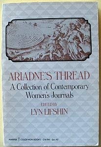 9780060909413: Ariadne's Thread